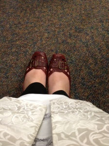Xmas shoes